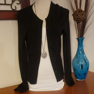 B.P. Black Cardigan. Size M